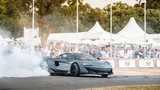 McLaren plans new P1 hypercar, all-hybrid lineup by 2025