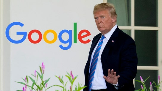 Google finds friend in Trump amid EU battle