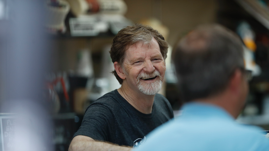 Colorado baker who refused to make cake for gays sues again