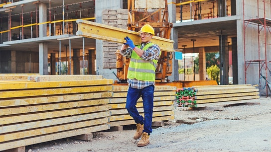 Construction job market booming: These states are hiring