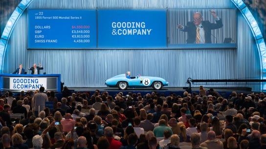 Ferrari owned by Navy veteran for 58 years sells for $5 million