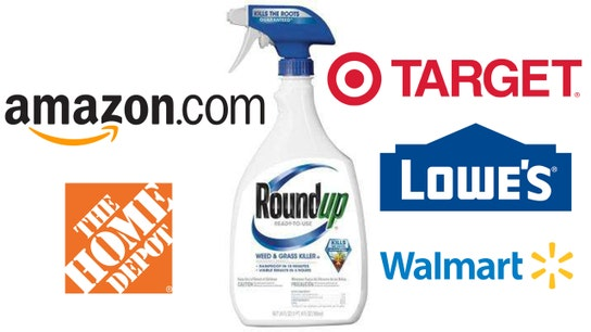 Big US retailers stick by Roundup after cancer verdict