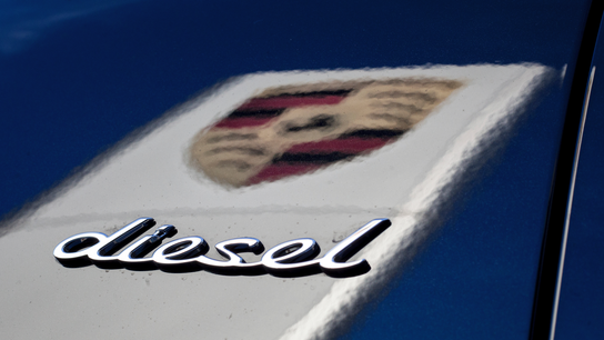 Germany's Porsche says it won't produce new diesel models