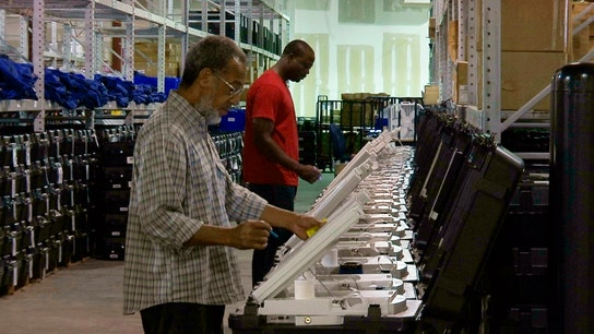 Judge won't force Georgia to use paper ballots for midterms
