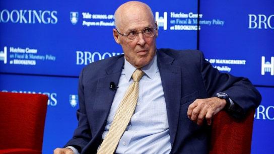 America avoided an apocalyptic 'economic catastrophe': Hank Paulson