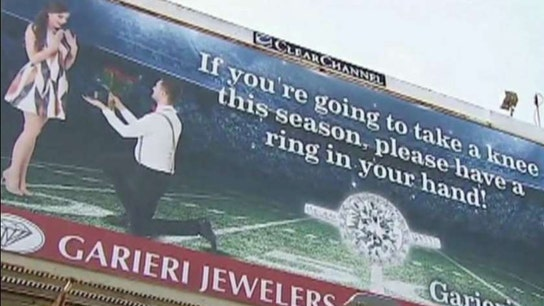 Sales at jewelry store up, despite backlash from 'take a knee' ad