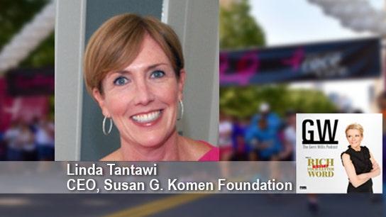 'Run for the Cure': Susan G. Komen CEO Linda Tantawi