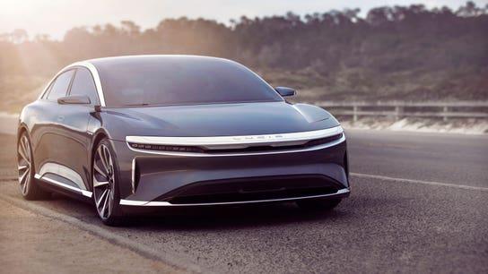 Saudi fund invests $1B in Tesla electric car rival Lucid Motors