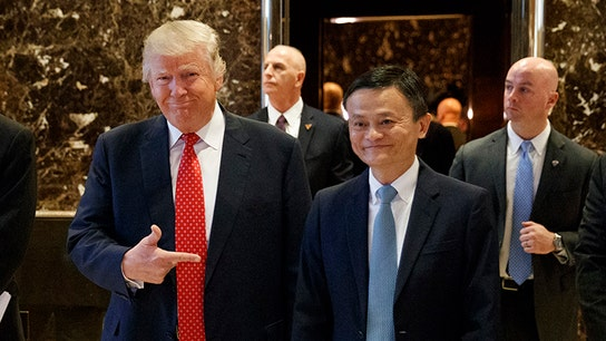 Alibaba's Jack Ma takes back promise to Trump to create 1 million US jobs