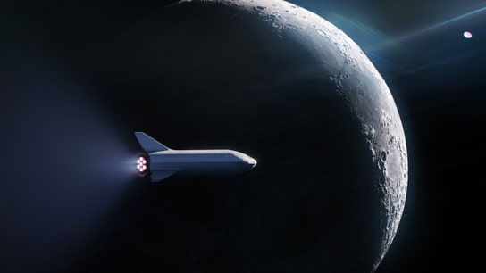 Musk, Bezos, Branson among 5 business leaders in space race