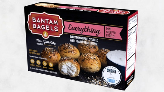 Bantam Bagels of 'Shark Tank' fame sells for $34M