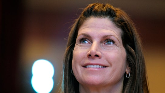 USA Gymnastics head apologizes for anti-Nike post