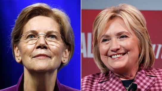 Warren, Hillary Clinton hurting Democrats: Varney