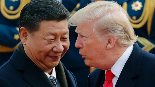 Acrimony over trade, politics sinking China-US ties further