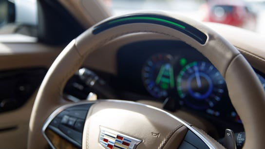 Cadillac beats Tesla in test of self-driving tech