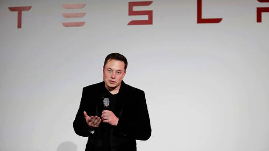 Tesla under pressure as rivals prepare to launch new electric models
