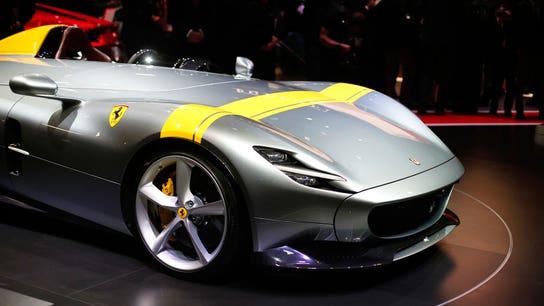 Ferrari's newest million-dollar supercar already sold out