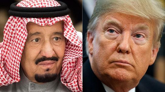 Why Saudi Arabia is valuable to Trump