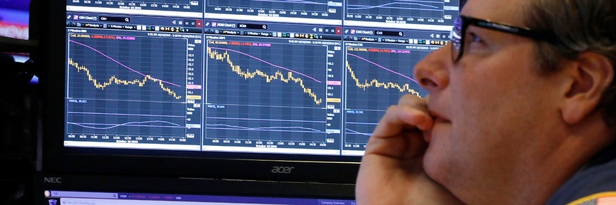 Stock futures sink on global growth concerns