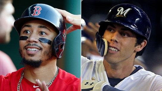 MLB MVPs Mookie Betts, Christian Yelich are budding business stars