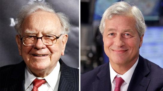 Warren Buffett takes $4B stake in JPMorgan Chase