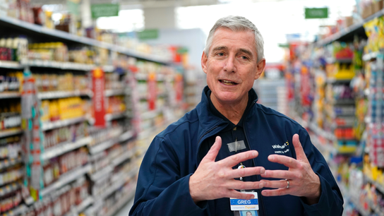 AP Exclusive: Walmart US CEO talks technology, workers
