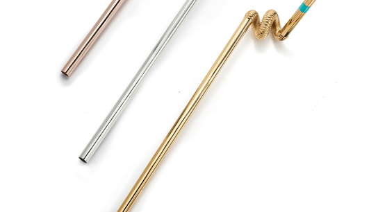 Give the gift of no-plastic sipping straws for the holidays