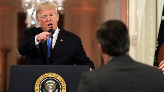 CNN has a good case against White House over Acosta's revoked press pass: Judge Napolitano