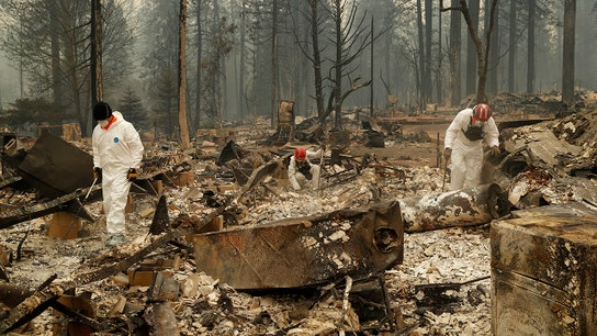 A new bill could help relieve PG&E from financial wildfire trouble