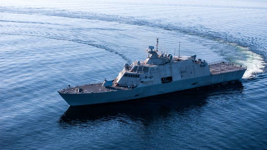 What to know about the Navy's new Lockheed Martin warship