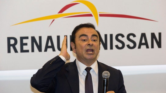 Renault says it's considering CEO Ghosn succession, new governance