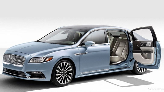 Lincoln sold out of limited edition $110K Continentals in 48 hours