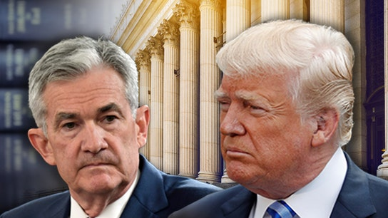 Trump: I never threatened to demote Fed Chair Powell