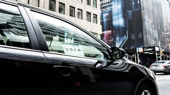 Uber's taxes under IRS review
