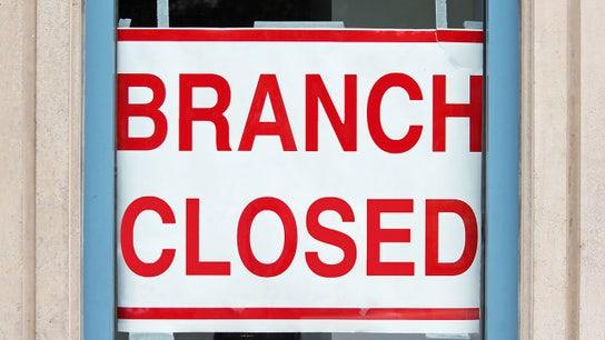 America's banks are slowly vanishing
