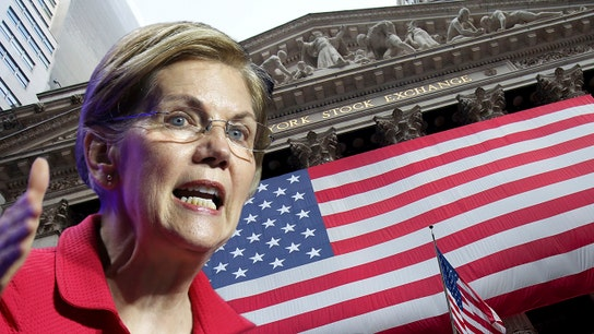 Elizabeth Warren's tax on corporate profits would reduce GDP, wages and jobs: study