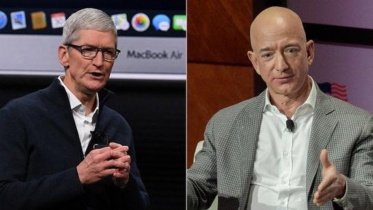 Apple vs. Amazon: A tale of new headquarters