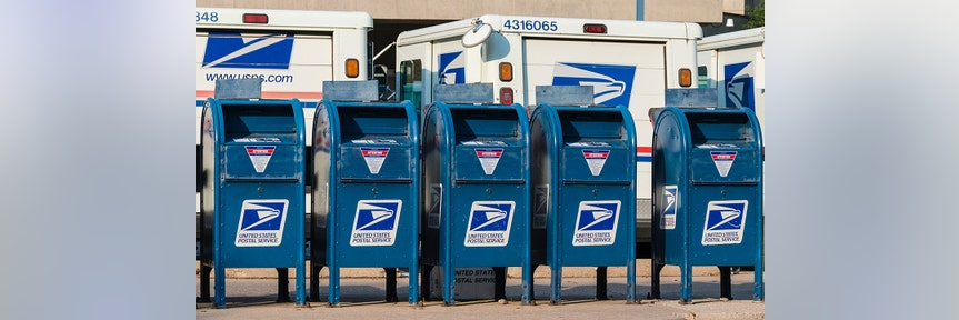 POSTAL SERVICE LOSING BILLIONS AND DELIVERING FEWER PACKAGES AS IT BURNS CASH