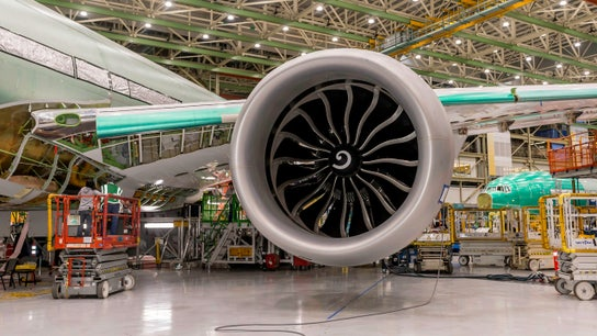 Boeing's biggest jet to be powered by world's biggest engine