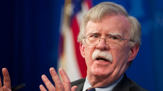 Trump adviser John Bolton seeks to strengthen US-UK 'special relationship' with London visit