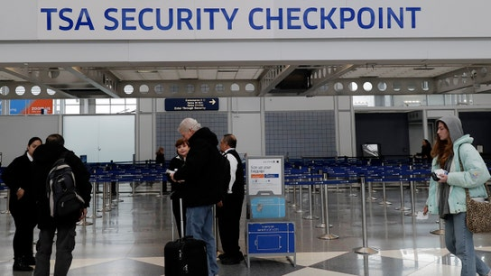 TSA employee callouts rise as partial shutdown enters another week