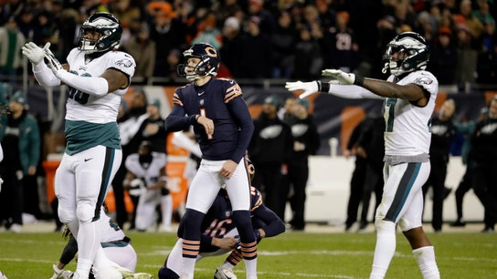 Eagles fans Venmo Bears kicker Cody Parkey after missed field goal