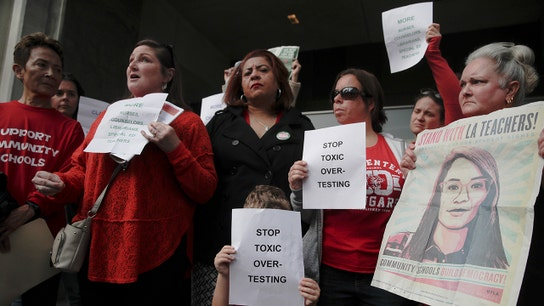Los Angeles district estimates teachers' strike has cost $97M
