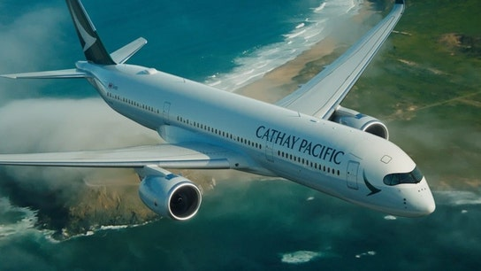 Cathay Pacific CEO resigns amid Hong Kong protest controversy