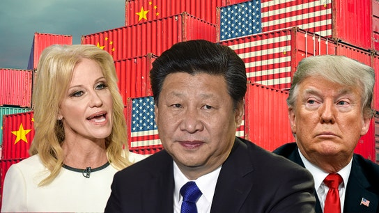 Kellyanne Conway: Confident on US, China trade talks