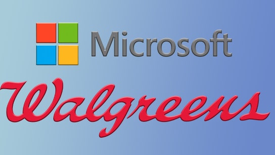 Walgreens, Microsoft team up in massive health care deal