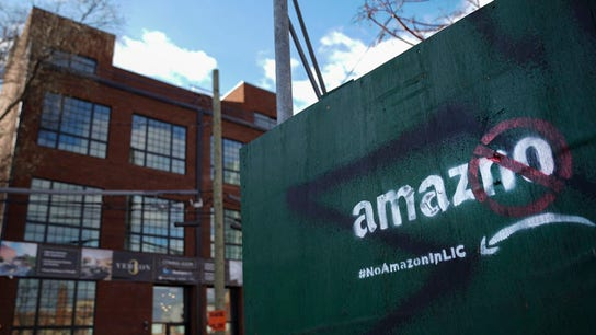 Newark makes HQ2 pitch to Amazon after collapse of NYC deal