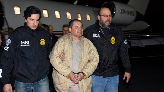 Drug kingpin El Chapo joins group of notorious inmates at Colorado 'Supermax' prison