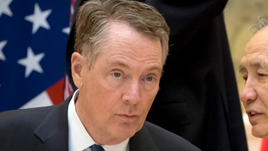 US trade rep Lighthizer to give progress report on negotiations