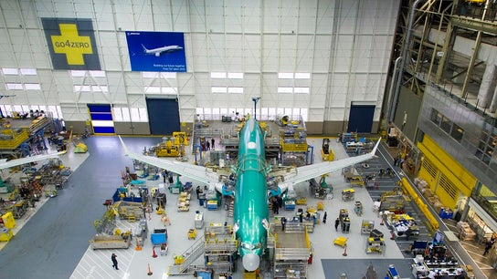 Boeing CEO rules out re-branding of Max fleet